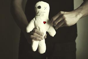 Кукла вуду. Приворот