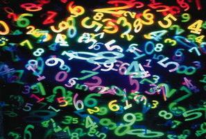 Нумерология значение чисел